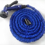 BLUE-50FT-Expandable-Garden-Flexible-Hose-Spray-Gun-0