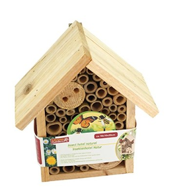 Insect-Bee-Bug-House-Hotel-Shelter-Box-For-Garden-Lawn-Pack-of-1-0