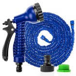 Savisto-75ft-Long-Expandable-Garden-Hose-With-Spray-Gun-Blue-Also-available-in-100ft-0
