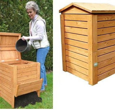 Wooden-Beehive-Composter-713-Turn-your-kitchen-waste-rubbish-into-handy-garden-compost-fertiliser-0