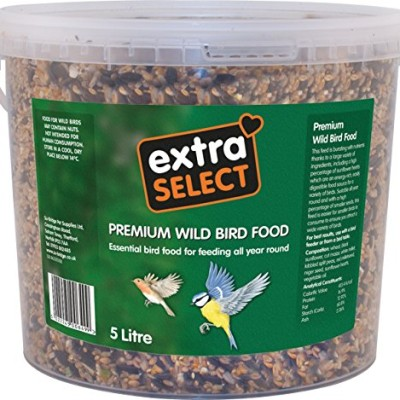 Extra-Select-Premium-Wild-Bird-Food-5-Litre-Tub-0