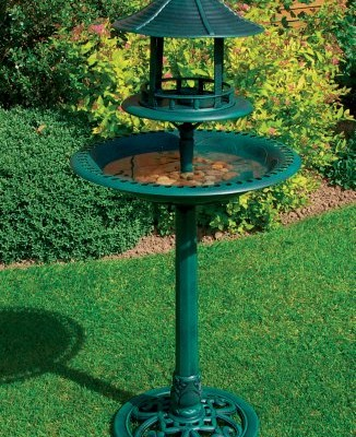 Kingfisher-BB01-Ornamental-Bird-Bath-and-Table-0