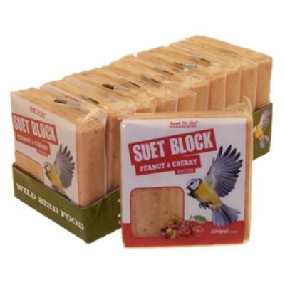 Suet-to-Go-Wild-Bird-Peanut-and-Cherry-Value-Suet-300-g-Pack-of-10-0