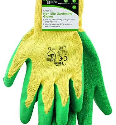 Green-Blade-BB-RG106-Non-Slip-Gloves-Green-0