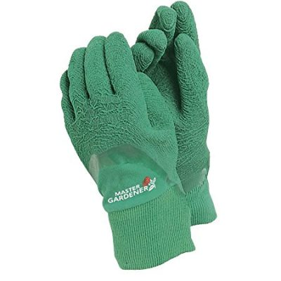 Town-Country-TGL200M-Master-Gardener-Green-Ladies-Gloves-Medium-Town-and-Country-0-0