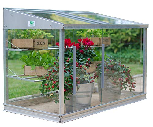 Access-Half-Growhouse-Mini-Greenhouse-Cold-Frame-0