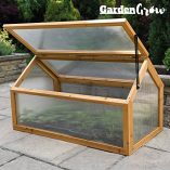 Garden-Grow-Wooden-Outdoor-Cold-Frame-Grow-House-Polycarbonate-Shelter-for-Garden-Vegetables-Plants-0-4