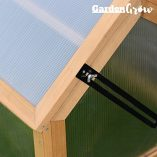 Garden-Grow-Wooden-Outdoor-Cold-Frame-Grow-House-Polycarbonate-Shelter-for-Garden-Vegetables-Plants-0-6
