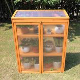 Gardens-Imperial-Gatcombe-3-tier-Wooden-Mini-Greenhouse-with-Polycarbonate-Panels-82cm-W-x-34cm-D-x-107cm-H-0-2