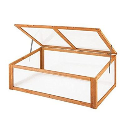 Oypla-Wooden-Garden-Plant-Vegetable-Cold-Frame-Grow-House-0