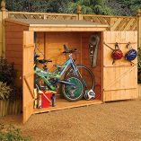 6ft-x-3ft-Wooden-Shiplap-Garden-Shed-0-0