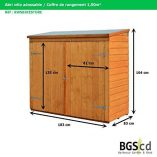 6ft-x-3ft-Wooden-Shiplap-Garden-Shed-0-2