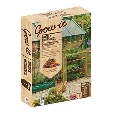 Grow-It-Gardman-Wooden-House-Brown-57-x-76-x-110-cm-0