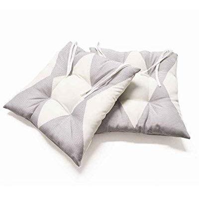 Sue-Ryder-Showerproof-Garden-Cushion-Outdoor-Seat-Pad-Bench-Geo-Design-Black-and-Beige-0