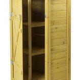 Woodside-Wooden-Garden-Storage-Cupboard-Outdoor-Garden-Tool-Store-Shed-0