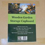 Woodside-Wooden-Garden-Storage-Cupboard-Outdoor-Garden-Tool-Store-Shed-0-5